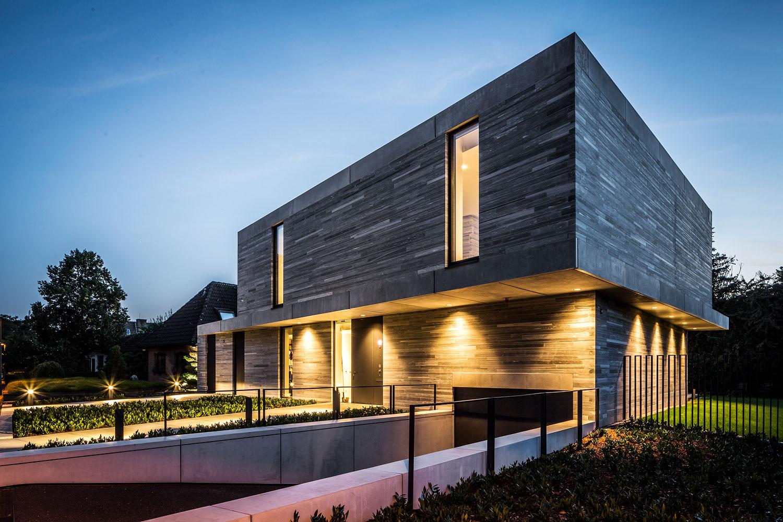 cue architekten<br />wohnhaus<br />köln
