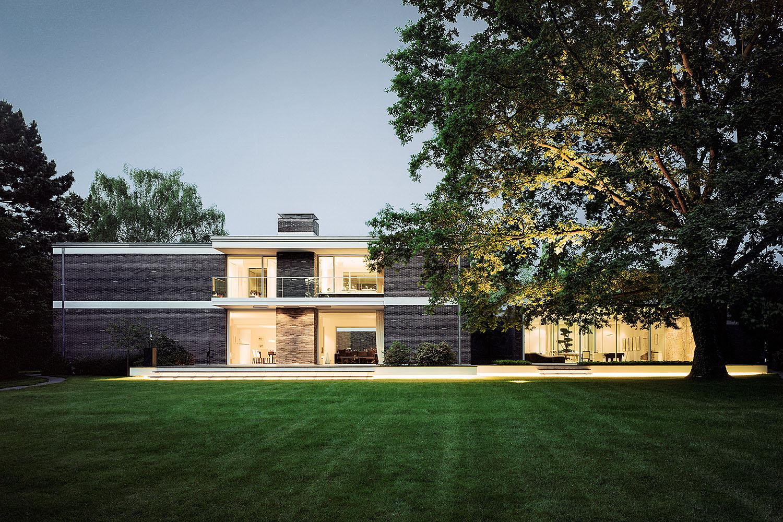 cue architekten<br />einfamilienhaus<br />köln