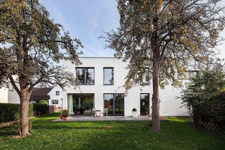 cue architekten<br />einfamilienhaus<br />langenhagen